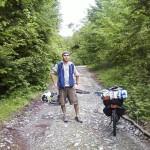 Horia si drumul din muntii Codru Moma