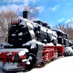 Muzeul de locomotive - 5