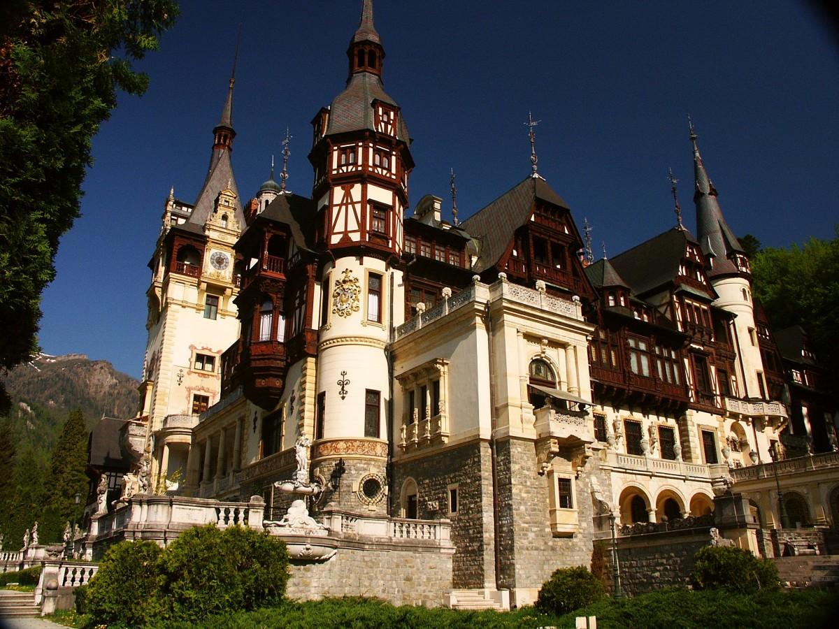Castelul Peles, Sinaia, Valea Prahovei, Romania4
