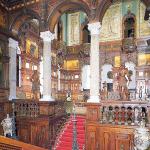 Castelul-Peles-hol-intrare