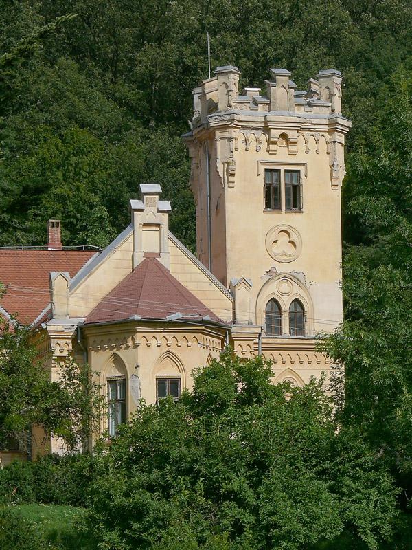 Gheghie_–_Zichy_Castle_02