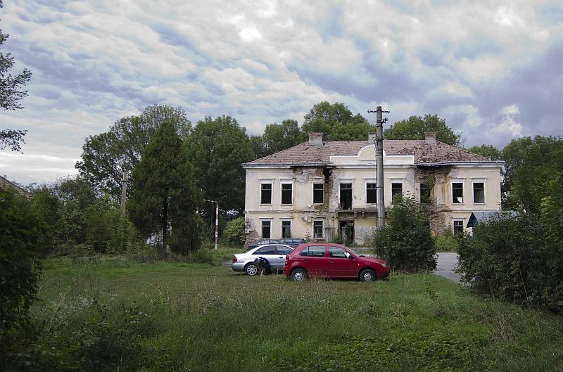 Marosszentgyorgy-Mariaffi-kastely