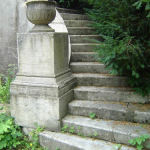 capalnas_castelul_Teleki-Mocioni_scara_exterioara