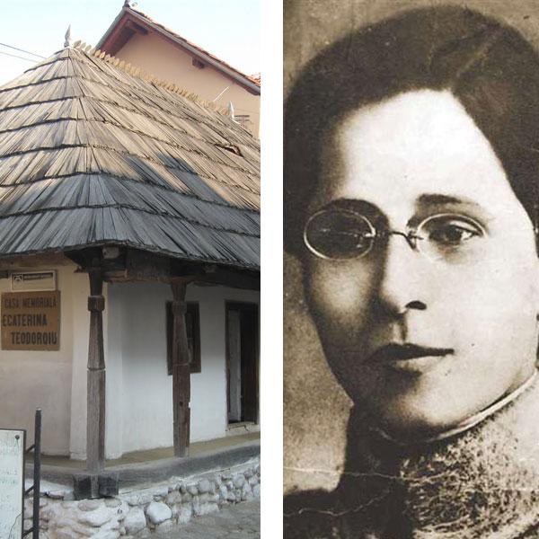 casa-memoriala-ecaterina-teodoroiu-excursieinromania