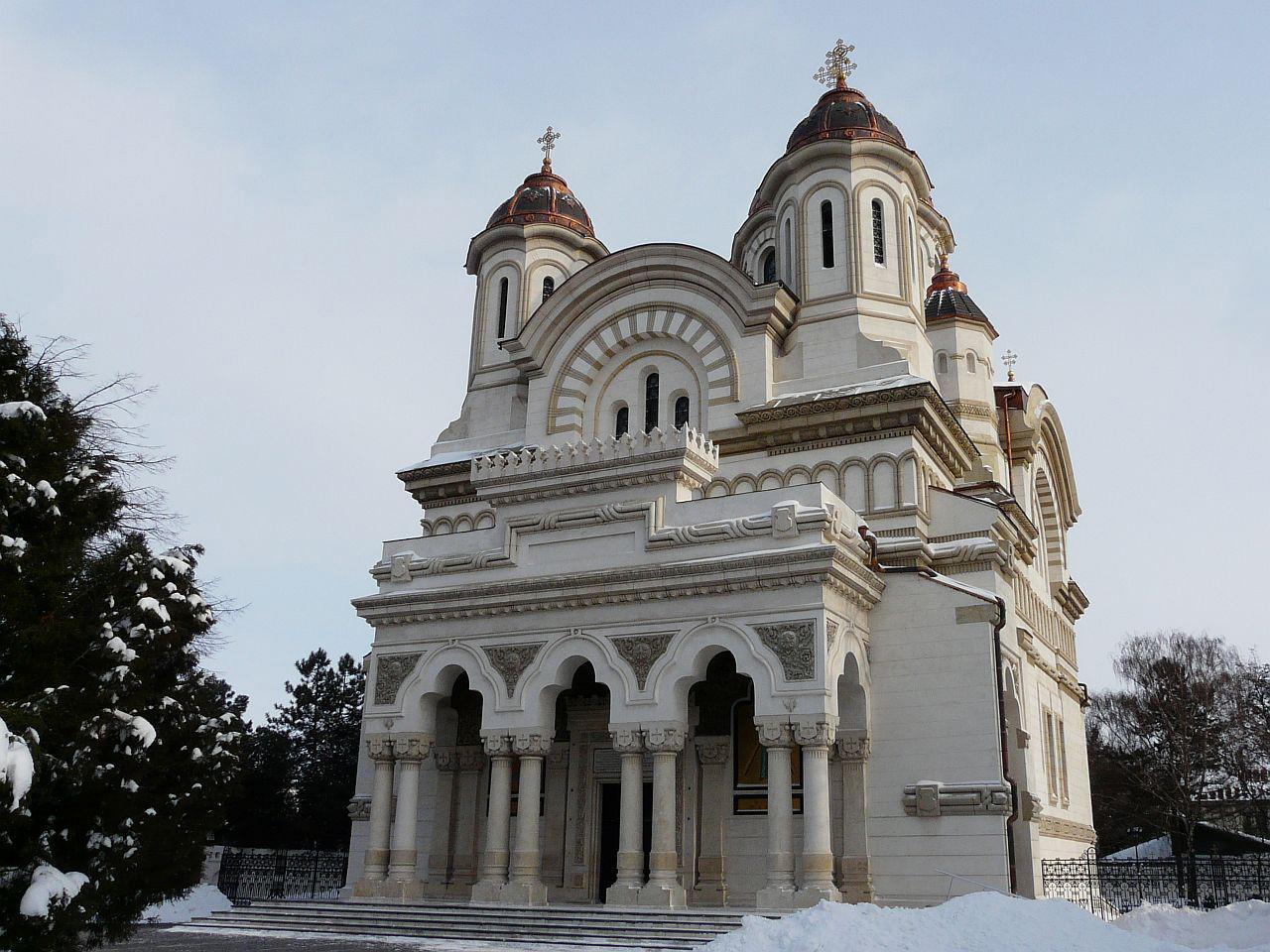 Catedrala Arhiepiscopala Sf. Andrei din Galati, 1906-1917