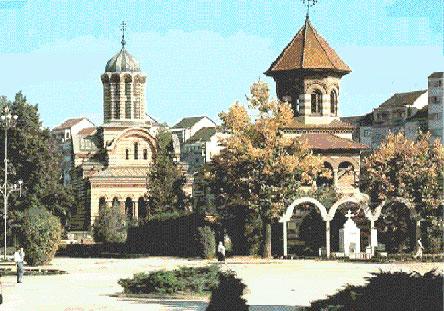 Catedrala Mitropolitana Targoviste |