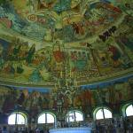 Librarie Manastire Neamt - interior