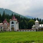 Manastirea Berivoi din judetul Brasov