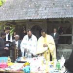 Manastirea Lapusna_Schimbarea la Fata 2006_slujba