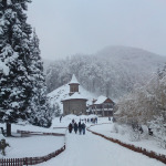 Manastirea Prislop, un loc mirific datorita frumusetii geografice, cat mai ales al prezentei spiritualitatii