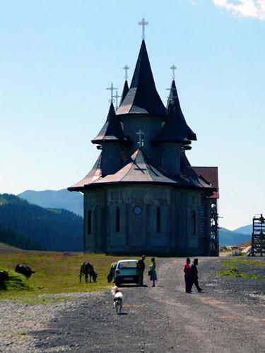 Manastirea-Prislop
