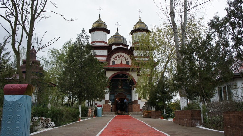 Manastirea-radu-Negru-calarasi