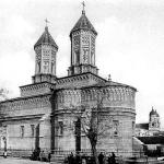 L'eglise de Trei Erarchi de Jassy