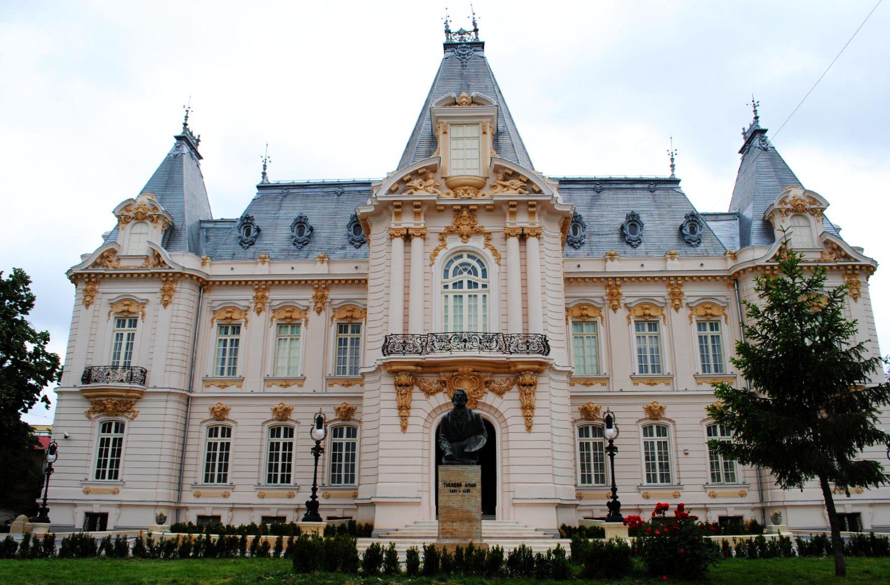 Palatul-Constantin-Mihail-Muzeul-de-Arta