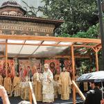 Patriarhul-Romaniei-Daniel-la-sfintirea-Manastirii-Stavropoleos-Bucuresti