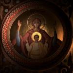 Pictura_murala,_Manastirea_Putna
