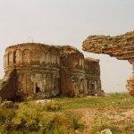 Ruinele manastirii Plaviceni,com. Plopii Slavitesti 1
