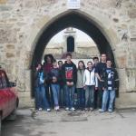 Tot la manastirea Bistrita