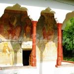 biserica veche manastirea carnu panatau  turism buzau