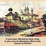 manastirea-radu-voda-mihai-voda-bucuresti-sec-XVIII