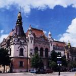 palatul episcopal greco - catolic