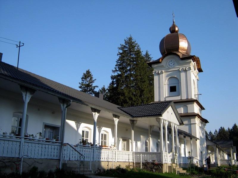 Manastirea Vorona |